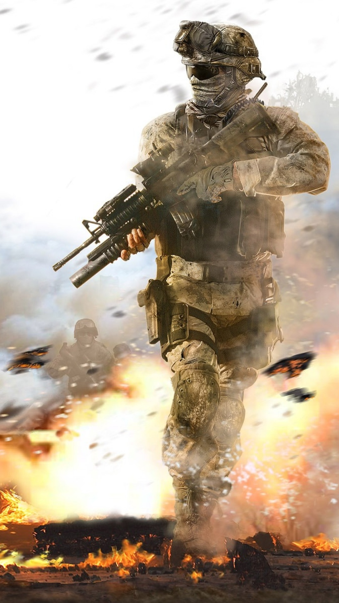 Backgrounds to Army Sol rs Rifles and Weapons