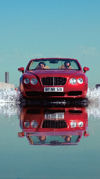 Red Bentley Continental GTC for Samsung Galaxy S4, sfondi samsung galaxy s4, hintergrund, thumb