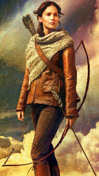 Catching Fire - Katniss Everdeen, Entertainment Backgrounds, wallpapers for Samsung Galaxy S4, fondos galaxy s4, fondos de pantalla galaxy s4, sfondi samsung galaxy s4, hintergrund, thumb
