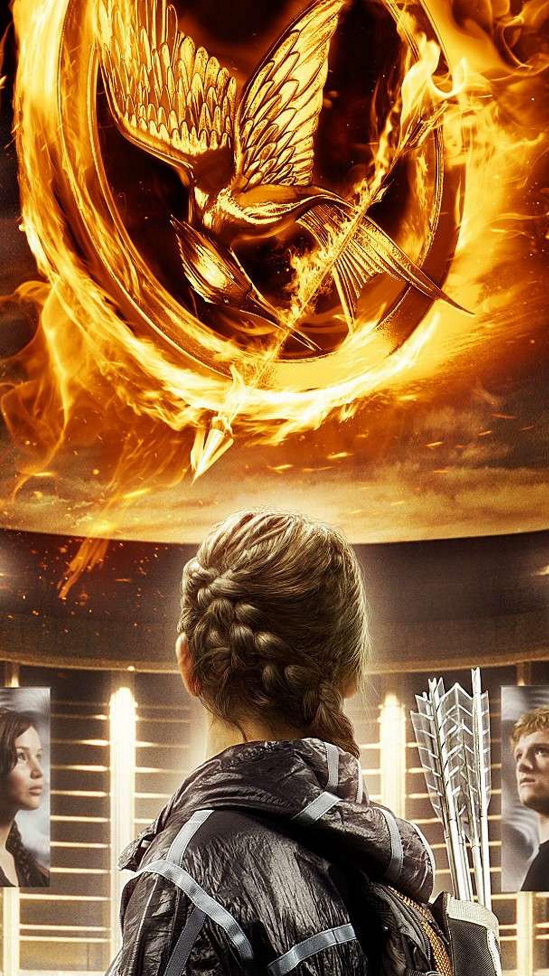 Wallpapers For Galaxy The Hunger Games Catching Fire