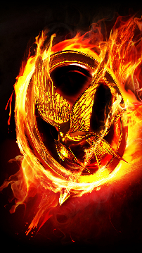 Mockingjay, The Hunger Games, Entertainment Backgrounds, wallpapers for Samsung Galaxy S4, fondos galaxy s4, fondos de pantalla galaxy s4, sfondi samsung galaxy s4, hintergrund, thumb
