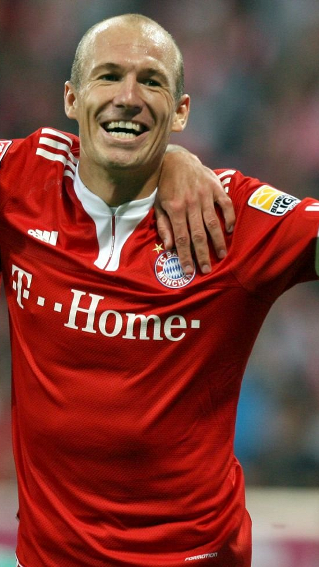 FC Bayern Munch, Arjen Robben, fondos galaxy s4, fondos de pantalla galaxy s4, sfondi samsung galaxy s4, hintergrund, ????, 1080x1920 pixels, portraid mode background for smartphone