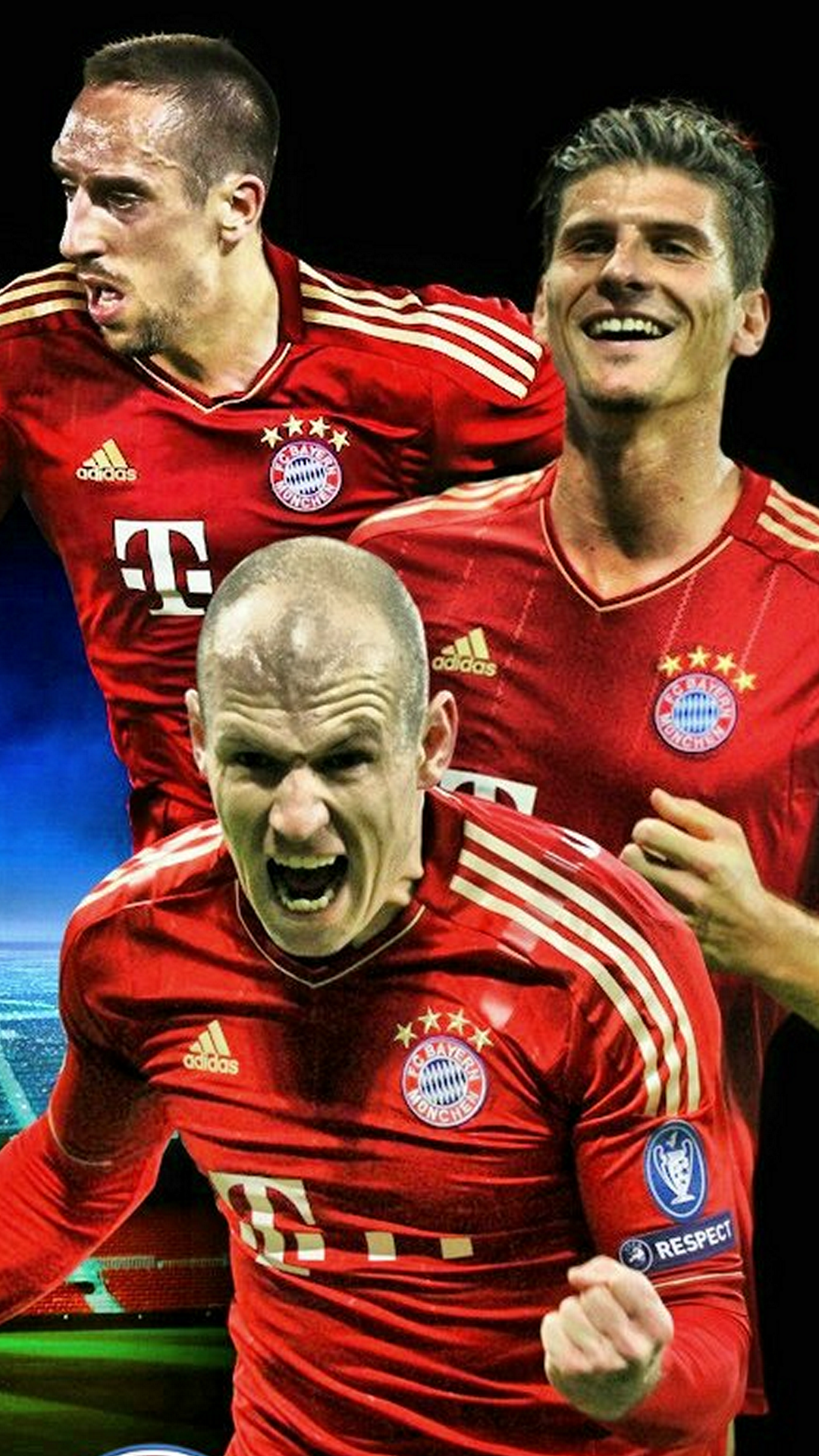 FC Bayern Munch Squad, fondos galaxy s4, fondos de pantalla galaxy s4, sfondi samsung galaxy s4, hintergrund, ????, 1080x1920 pixels, portraid mode background for smartphone