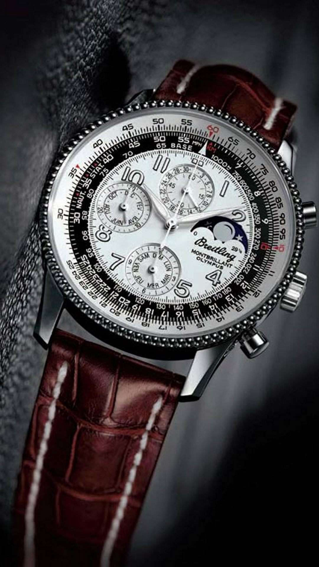 Breitling Navitimer Montbrillant Olympus, wallpapers for Samsung Galaxy S4, fondos galaxy s4, fondos de pantalla galaxy s4, sfondi samsung galaxy s4, hintergrund, 1080x1920
