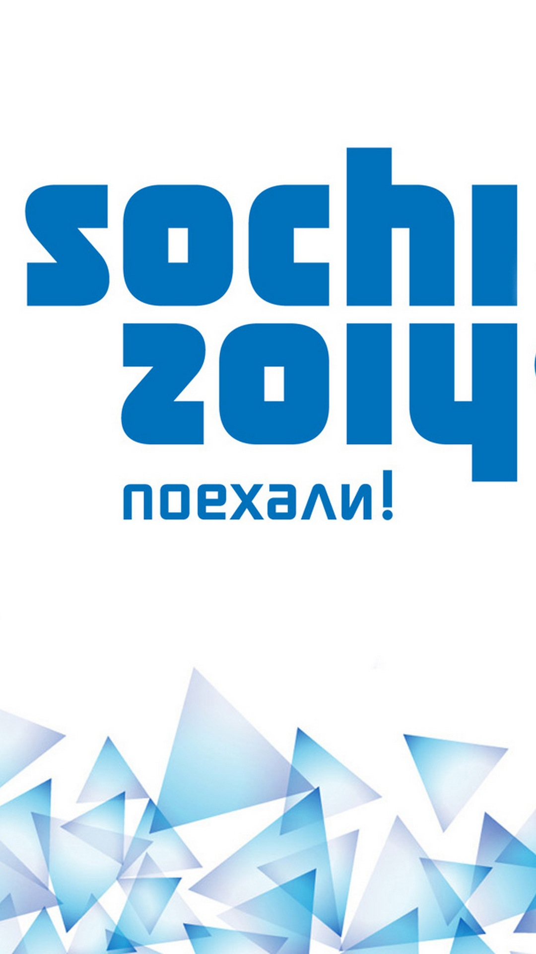 games, Sochi 2014, Poehali, Logo, S4 Wallpaper, Full Size, 1080x1920