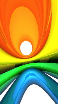 background for galaxy s4 with abstract colorful design