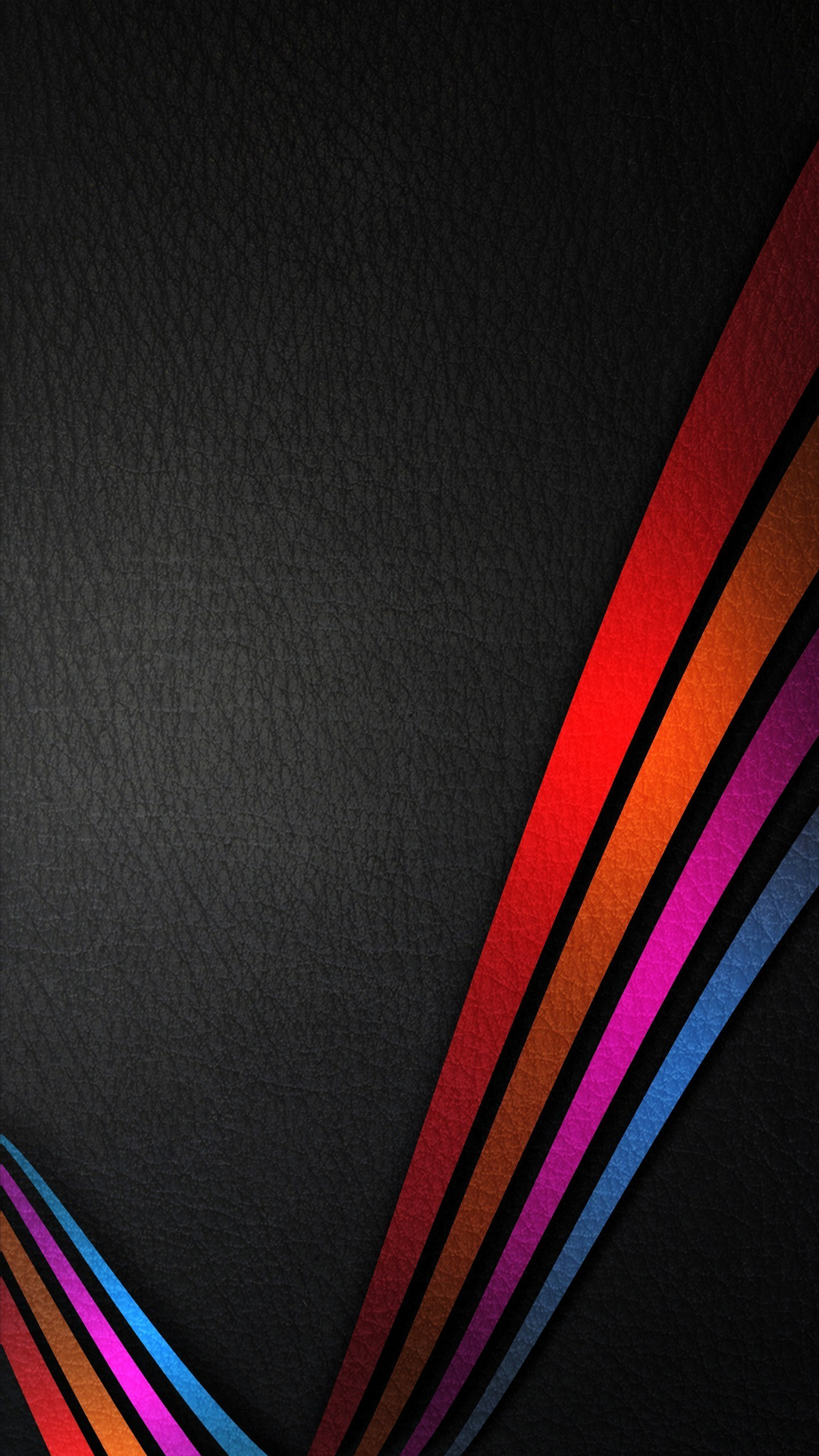 Wallpapers for galaxy black leather pattern background with black leather design on black for galaxy s4 in 1080x1920 resolution voltagebd Gallery