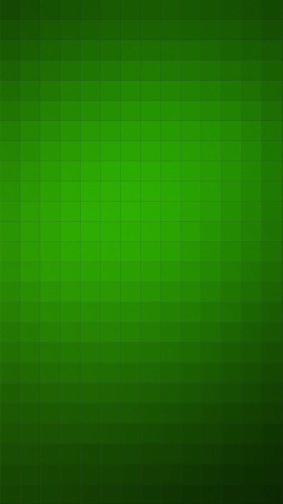 Wallpaper For Galaxy S4 With Square Pattern Over Green Gradient In 1080x1920 Resolution