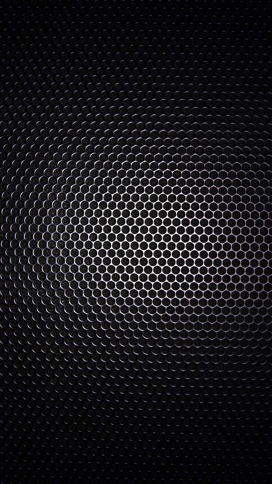 galaxy s4 wallpaper with black metal grid design in 1080x1920 resolution