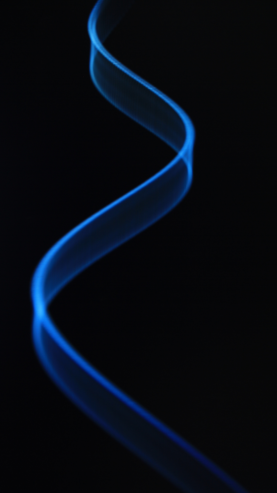 Wallpapers for galaxy blue dna shape background with blue design on black for galaxy s4 in 1080x1920 resolution voltagebd Gallery