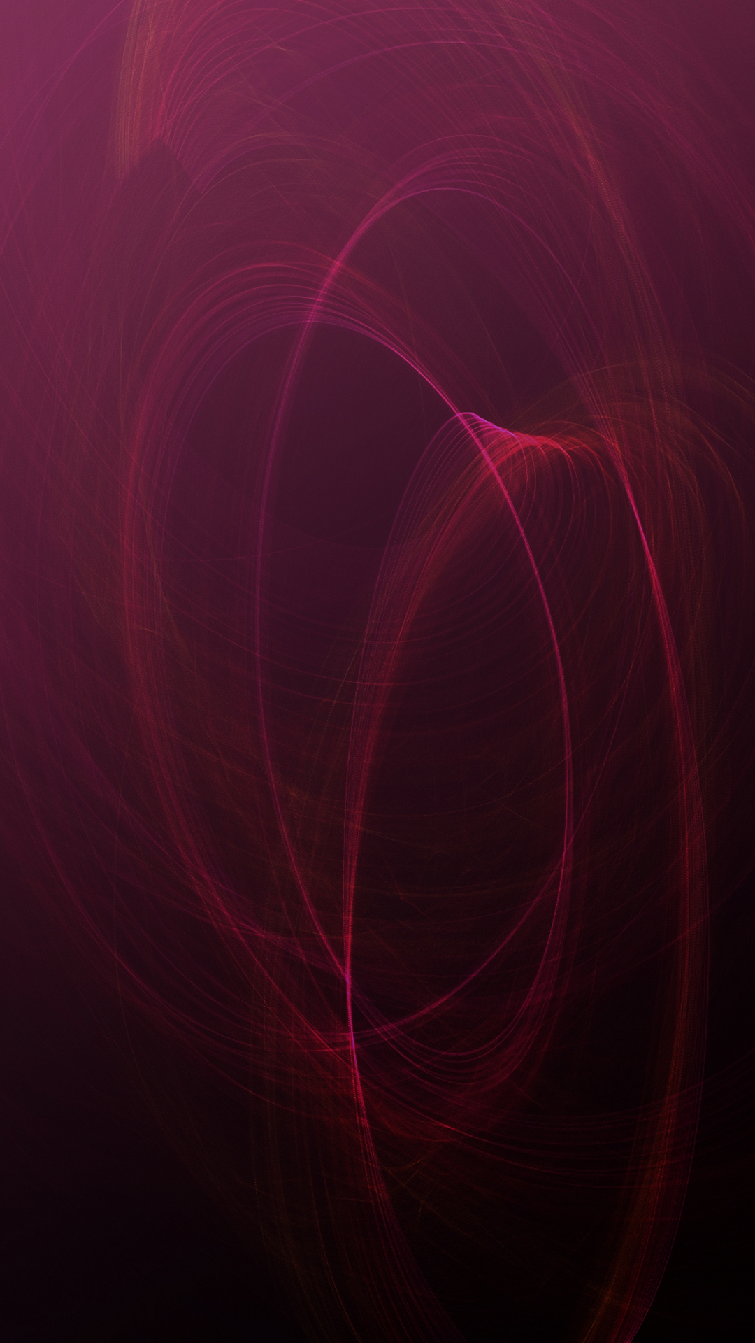 Wallpapers For Galaxy Red Abstract Lines