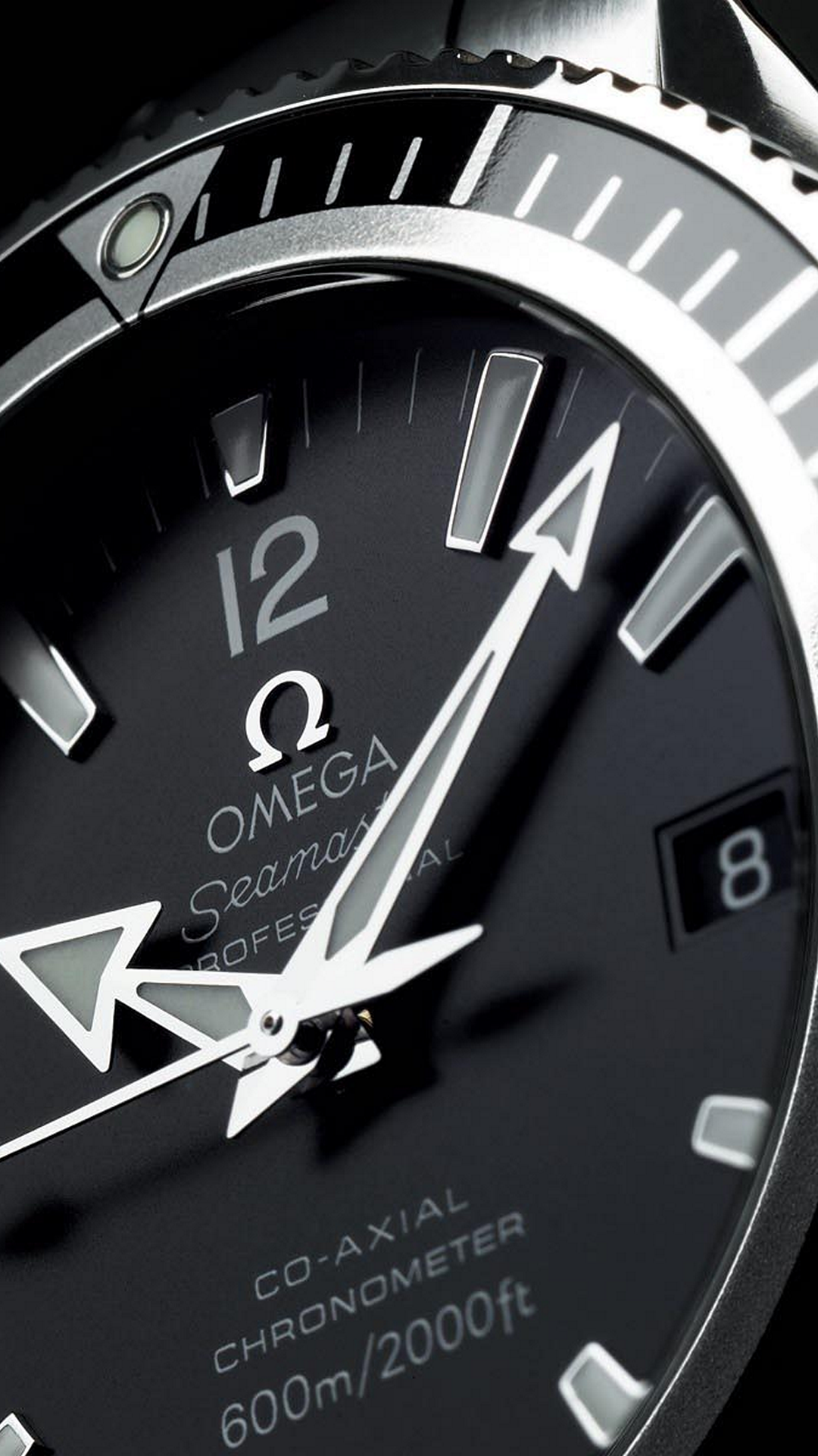 Wallpapers For Galaxy Omega Seamaster Planet Ocean 45 5mm