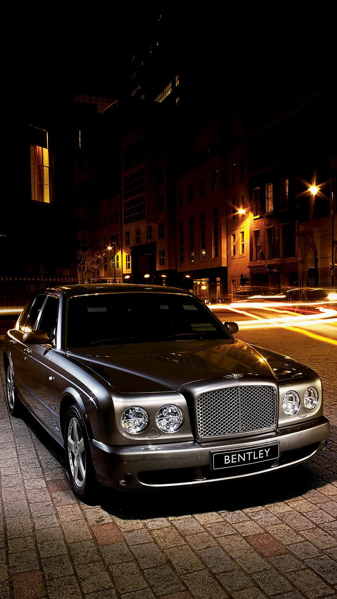 Wallpapers For Galaxy Bentley Arnage Front